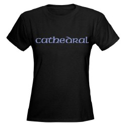 Cathedral - Logo - T-shirt (Women)