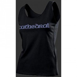 Cathedral - Logo - T-shirt Tank Top (Women)