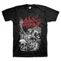 Cattle Decapitation - Alone At The Landfill - T-shirt (Men)