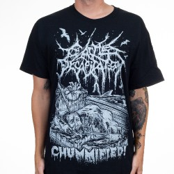 Cattle Decapitation - Chummified - T-shirt (Men)
