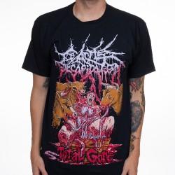 Cattle Decapitation - Total Gore - T-shirt (Men)