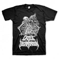Cattle Decapitation - Writhe - T-shirt (Men)