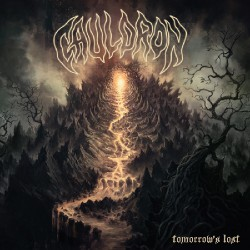 Cauldron - Tomorrow's Lots - CD DIGISLEEVE