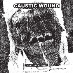 Caustic Wound - Death Posture - CD