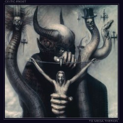 Celtic Frost - To Mega Therion - CD DIGIBOOK