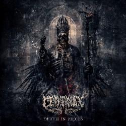 Centinex - Death In Pieces - CD DIGIPAK