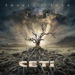 Ceti - Snakes Of Eden - CD DIGIPAK