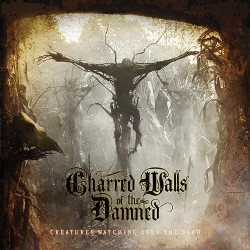 Charred Walls Of The Damned - Creatures Watching Over The Dead - LP COLOURED