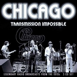 Chicago - Transmission Impossible - 3CD DIGIPAK