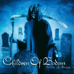 Children Of Bodom - Follow The Reaper - DOUBLE LP GATEFOLD COLOURED