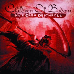 Children Of Bodom - Hate Crew Deathroll - DOUBLE LP GATEFOLD COLOURED