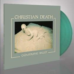 Christian Death - Catastrophe Ballet - LP Gatefold Coloured