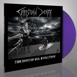 Christian Death - The Root Of All Evilution - LP COLOURED