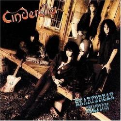 Cinderella - Heartbreak Station - CD