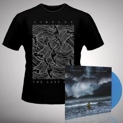Circles - The Last One - LP COLOURED + T-shirt bundle (Men)