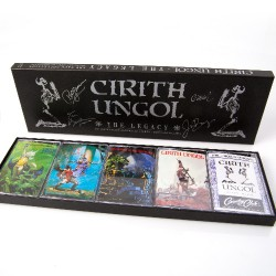 Cirith Ungol - The Legacy - 5 TAPES BOXSET