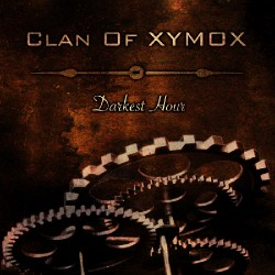 Clan Of Xymox - Darkest Hour - LP COLOURED