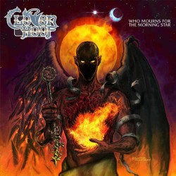 Cloven Hoof - Who Mourns For The Morning Star - LP COLOURED