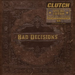 Clutch - Book Of Bad Decisions - CD + BOOK