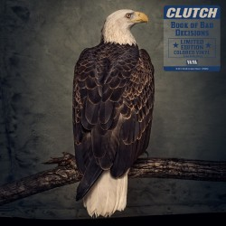 Clutch - Book Of Bad Decisions - DOUBLE LP GATEFOLD COLOURED