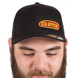 Clutch - Oval Logo - CAP