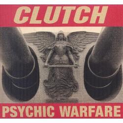 Clutch - Psychic Warfare - CD DIGISLEEVE