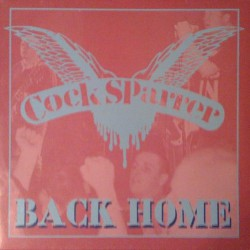 Cock Sparrer - Back Home - DOUBLE LP COLOURED