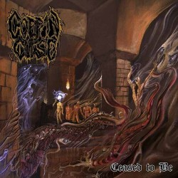 Coffin Curse - Ceased To Be - CD