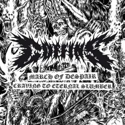 Coffins - March Of Despair - Craving To Eternal Slumber - CD