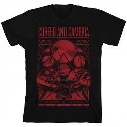 Coheed And Cambria - Mountain Peace - T-shirt (Men)