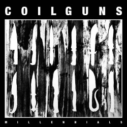 Coilguns - Millennials - CD DIGIPAK