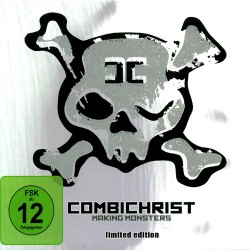 Combichrist - Making Monsters LTD Edition - CD + DVD slipcase
