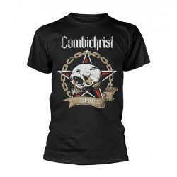 Combichrist - Skull - T-shirt (Men)