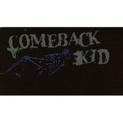 Comeback Kid - Dead City - Patch