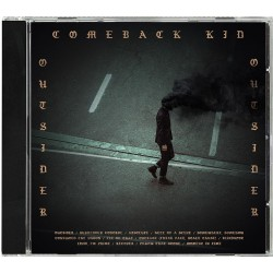 Comeback Kid - Outsider - CD