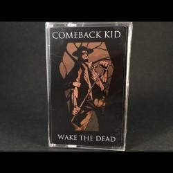 Comeback Kid - Wake the Dead - CASSETTE