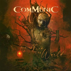 Communic - Hiding From The World - CD DIGIPAK