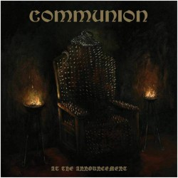 Communion - In The Announcement - CD