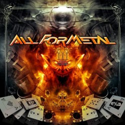 Various Artists - All For Metal Vol. III - CD + DVD