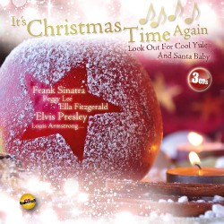 Various Artists - It's Christmas Time Again - TRIPLE CD SLIPCASE