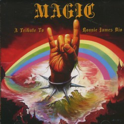Various Artists - Magic - A tribute to Ronnie James Dio - CD