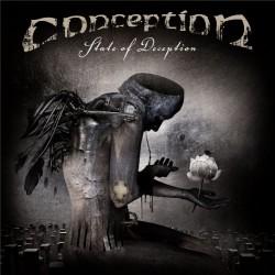 Conception - State Of Deception - CD DIGIPAK