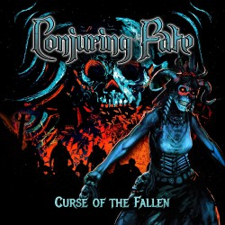 Conjuring Fate - Curse Of The Fallen - CD