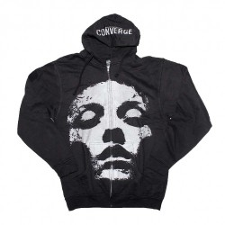 Converge - Jane Doe - Hooded Sweat Shirt Zip (Men)