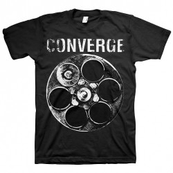 Converge - The Chamber Black - T-shirt (Men)