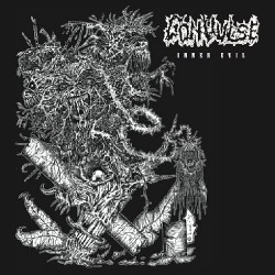 Convulse - Inner Evil - Maxi single CD