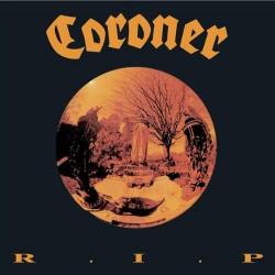 Coroner - R.I.P - LP