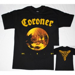 Coroner - R.I.P - T-shirt (Men)