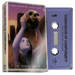 Corrosion Of Conformity - No Cross No Crown - CASSETTE COLOURED