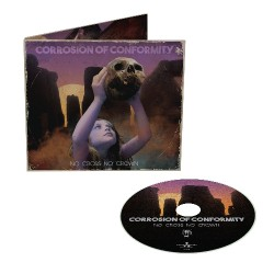 Corrosion Of Conformity - No Cross No Crown - CD DIGISLEEVE